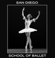 San Diego School of Ballet at TEDxSanDiego 2014