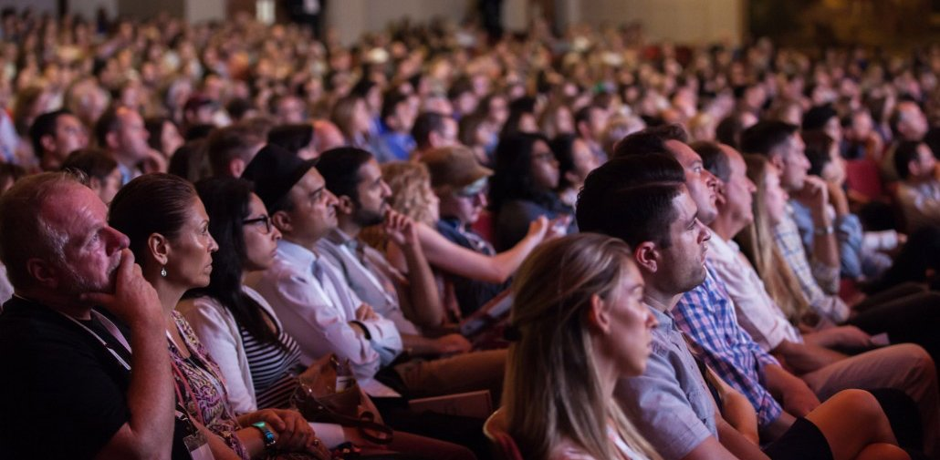 Audience at TEDxSanDiego 2015