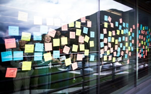 Post-it Notes at TEDSummit 2016