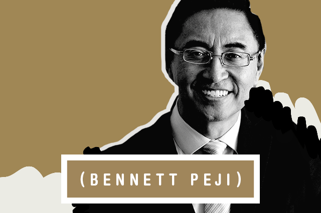 Bennett Peji at TEDxSanDiego 2017