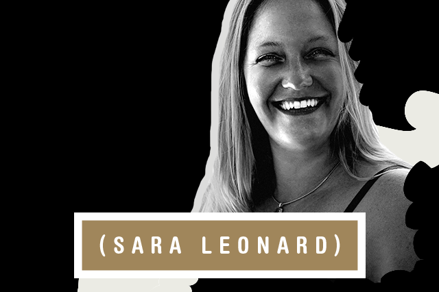 Sara Leonard at TEDxSanDiego 2017