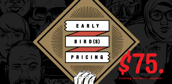 TEDxSanDiego 2017 Early Bird Banner