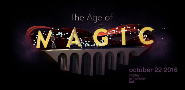 TEDxSanDiego 2016 Age of Magic