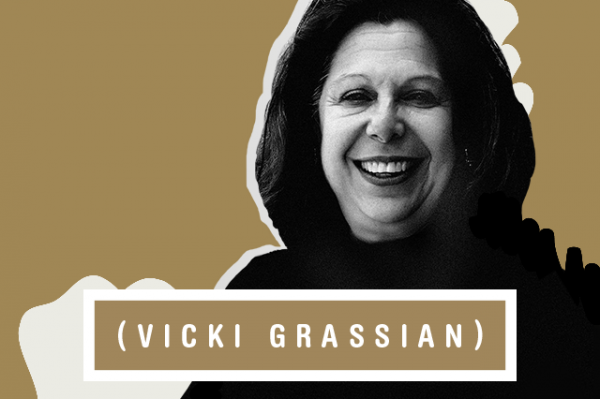Vicki Grassian at TEDxSanDiego 2017