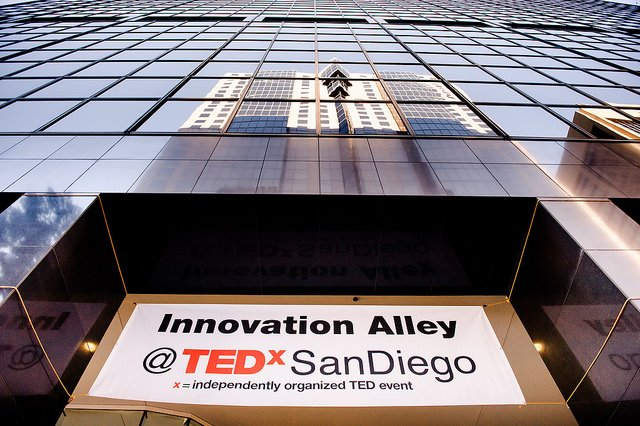 Innovation Alley at TEDxSanDiego
