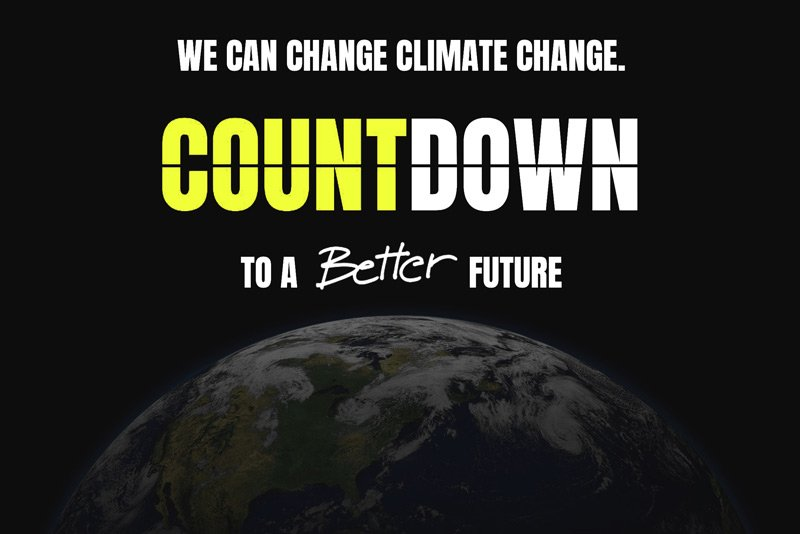 Countdown to a better future